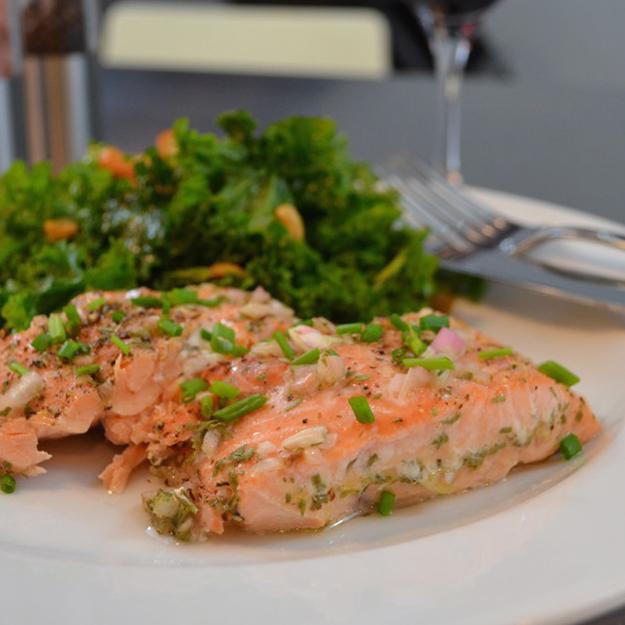 Wine-Poached-Salmon