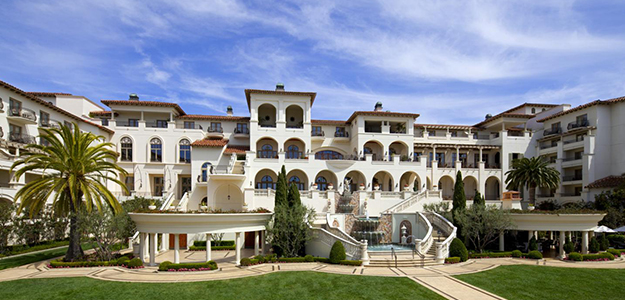 St Regis Monarch Beach main building
